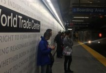 9/11 - New York Subway Station Reopens
