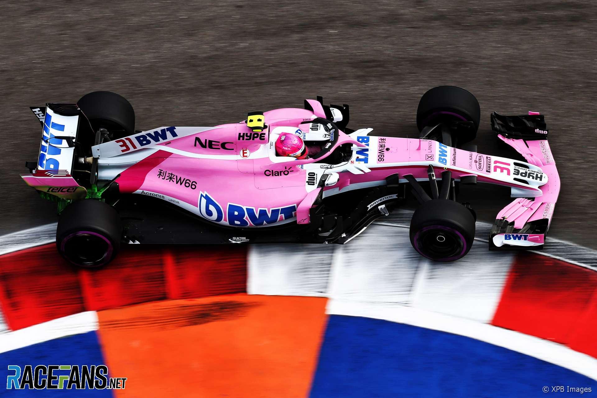 2018 Russian Grand Prix