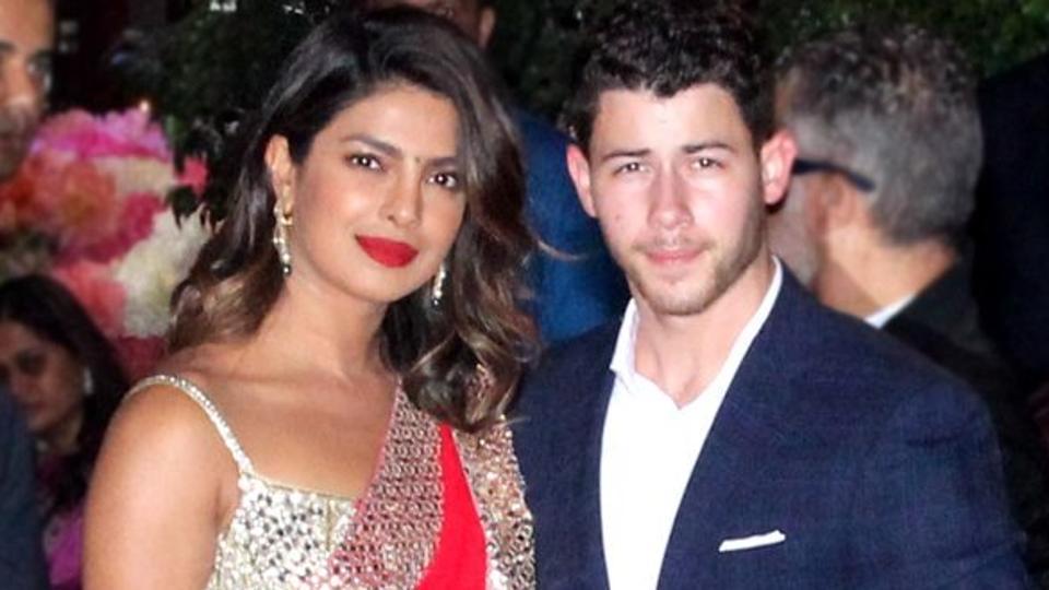 Priyanka Chopra and Nick Jonas' video calling
