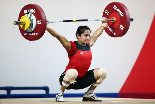 top indian women weightlifters Chanu