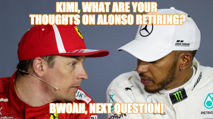 Best Kimi Raikkonen memes
