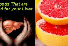 food for liver