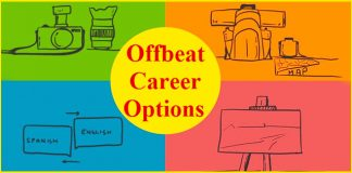 offbeat career options
