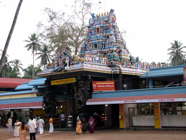 temples in India where men are not allowed