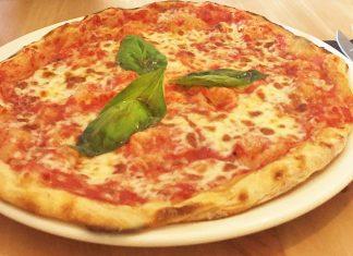 Pizza in Scotland