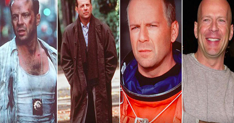 things you didn't know about Bruce Willis