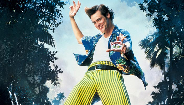Ace Ventura, when nature calls Jim Carrey