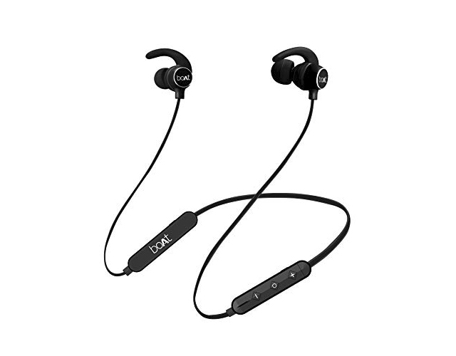 Boat Rockerz 255 Sports Bluetooth Wireless Earphones