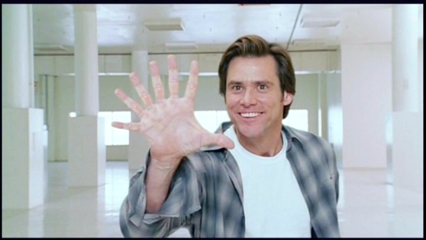 Bruce Almighty Jim Carrey