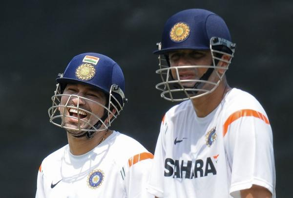5 world records set by Rahul Dravid