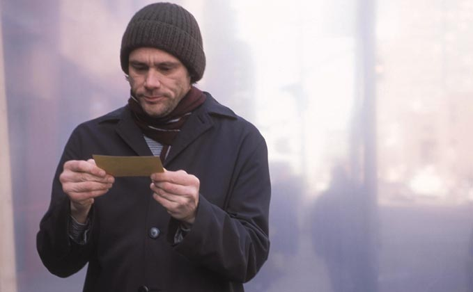 Eternal Sunshine of the Spotless Mind Jim Carrey