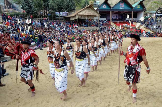 Hornbill Festival kohima