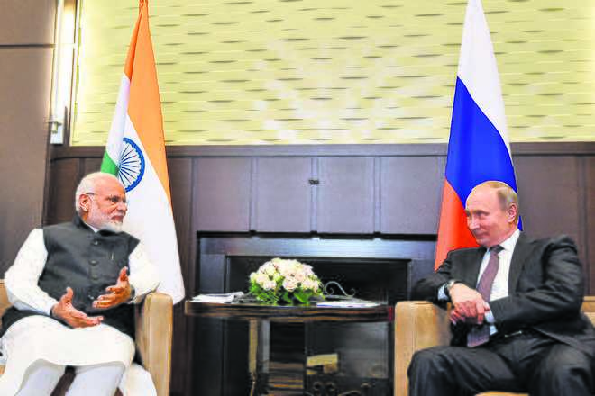 India Russia ties