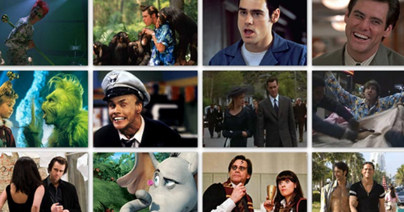 Some of the best films of Jim Carrey that you can't get ...