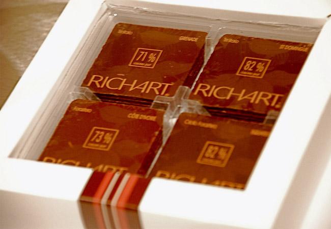 Richart chocolate