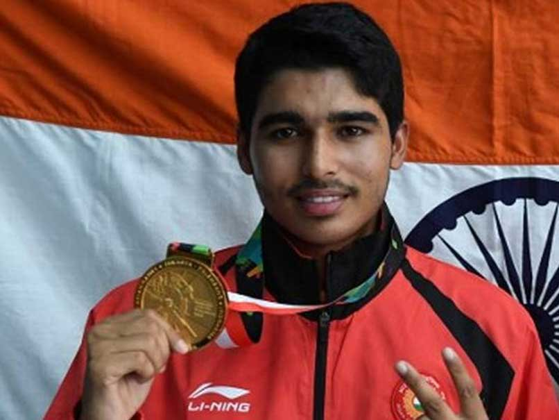 Saurabh Choudhary Gold Youth Olympics
