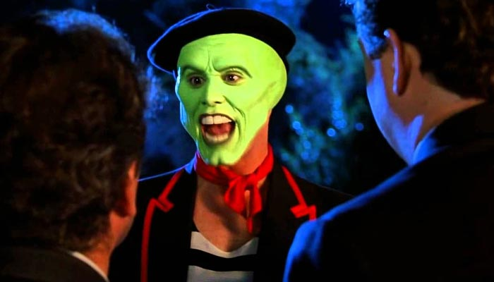 The Mask Jim Carrey