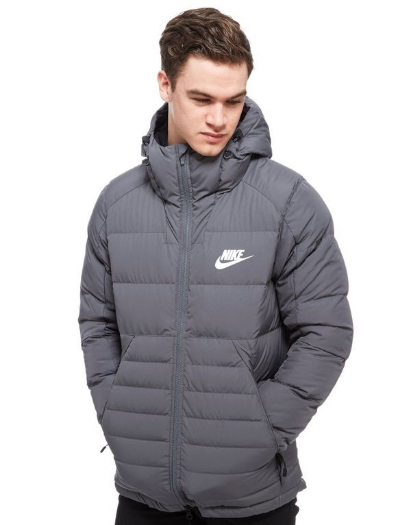 The Padded Jacket with Down