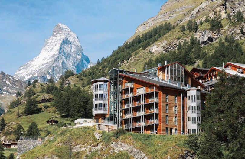 best hotels in Switzerland