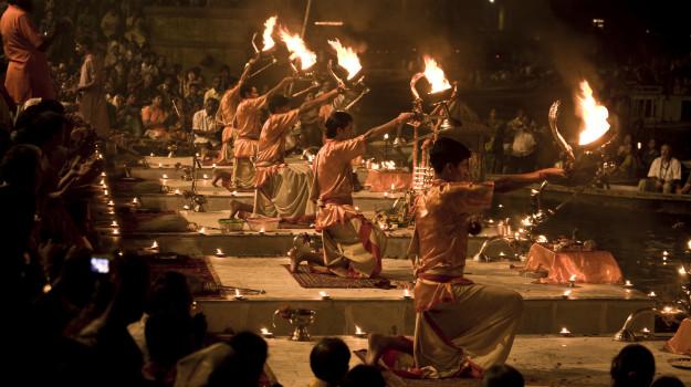 Varanasi Ganga festival