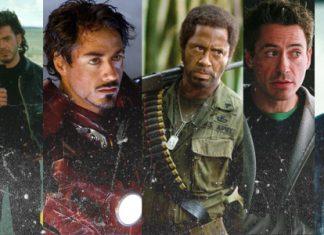 Robert Downey Jr. movies