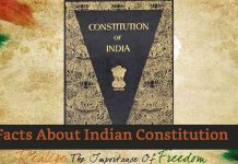 facts about indian constitution