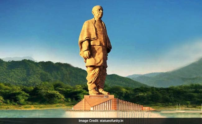 Interesting places to see in India statue of unity