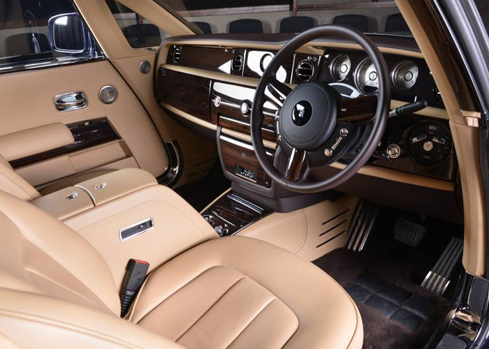sweptail interior