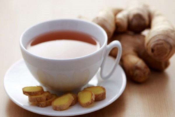 Ginger Tea for asthama