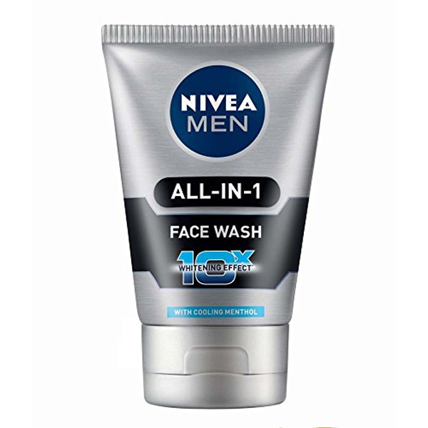 Nivea Men All in one face wash