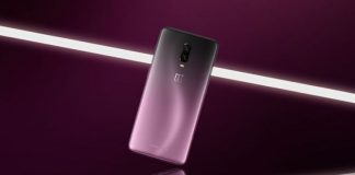OnePlus 6T Thunder Purple Edition-price