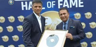 Rahul Dravid Hall of fame