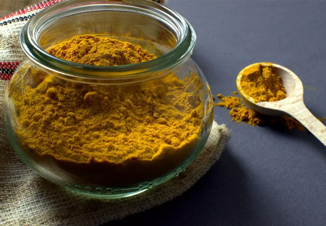 Turmeric improves immunity