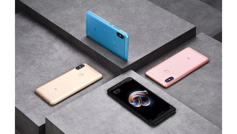 Xiaomi Redmi Note 5 pro-price cut
