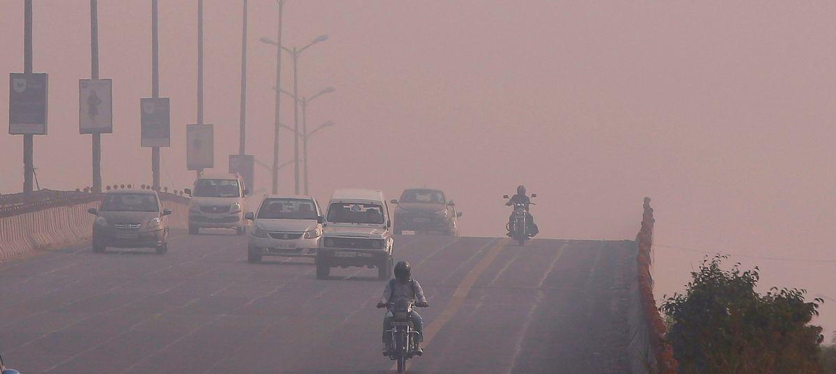 artificial rain in Delhi