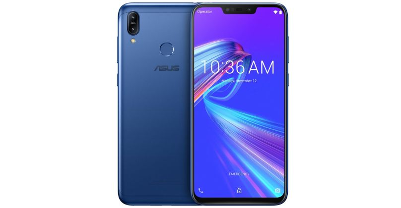 ASUS Zenfone Max M2 price and specifications