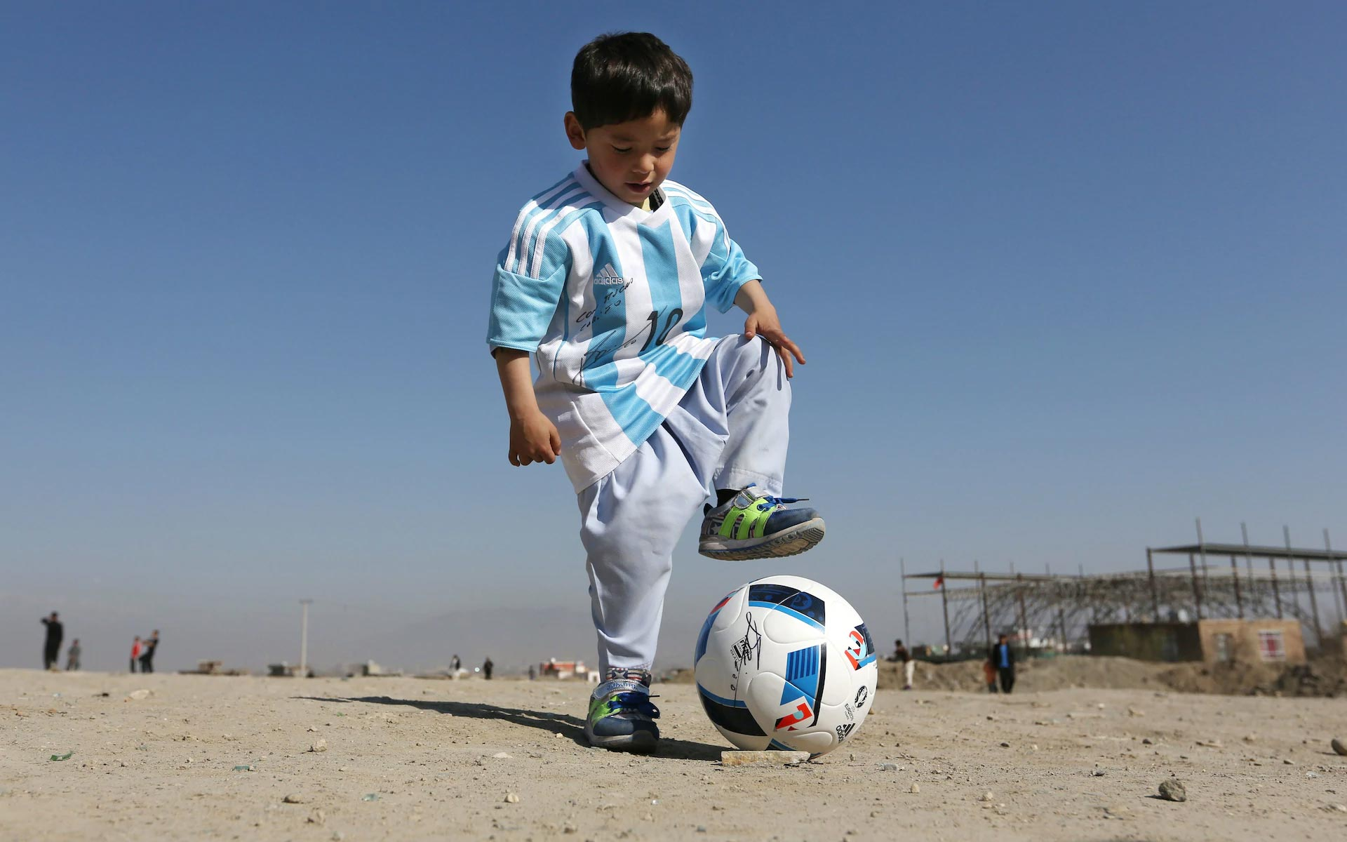 Afghan Little Messi