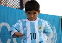 little Messi