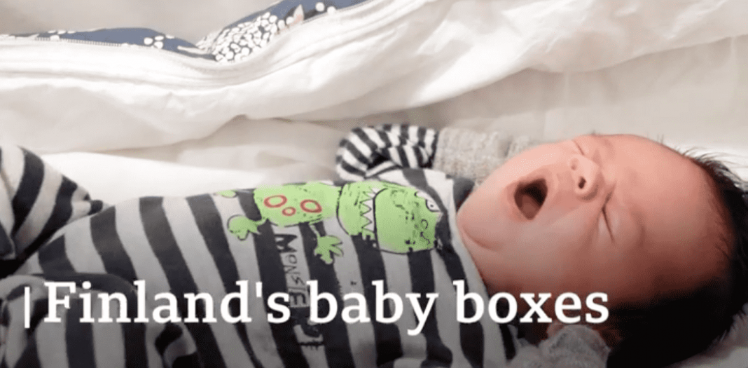 Finnish babies