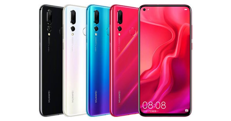 Huawei Nova 4 price and specifications