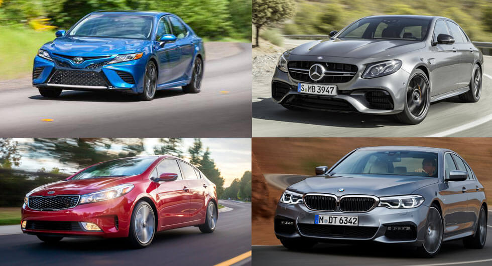 safest cars of 2018