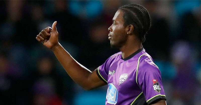 Jofra Archer to make a debut