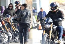 Keanu Reeves ARCH Motorcycle