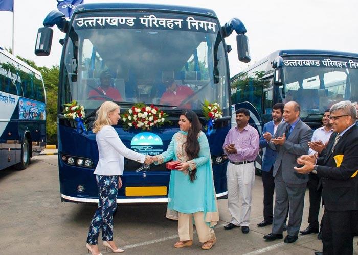 Nepal-Dehradun bus service