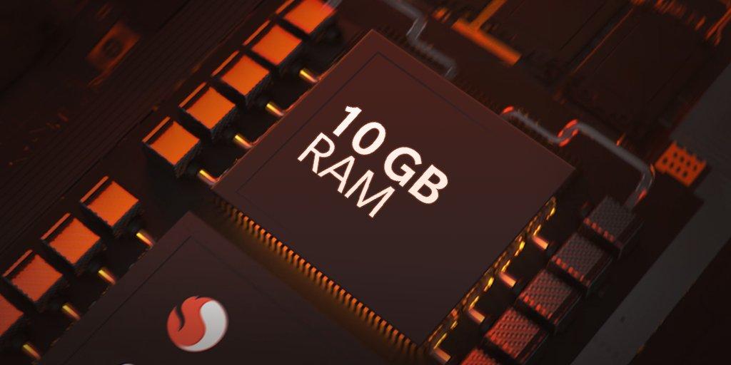 OnePlus 6T McLaren Edition 10 GB RAM