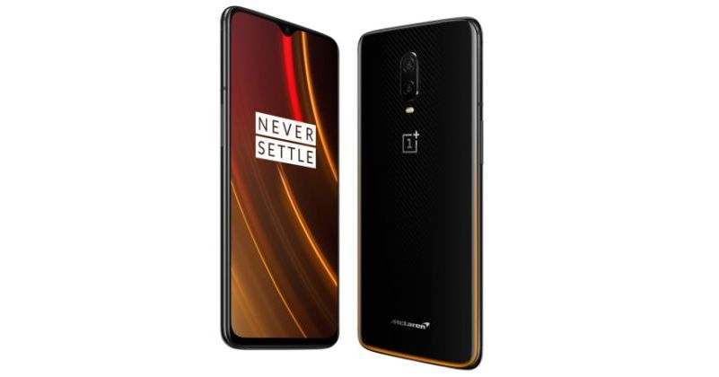 OnePlus 6T McLaren Edition price and specifications