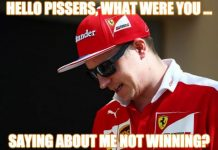 2018 F1 memes