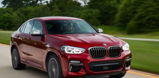 2019 BMW X4 Coupe 2019 BMW X4 Coupe