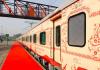 Buddhist tourism circuit train