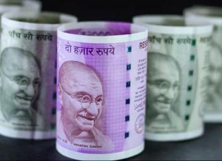 rupee in 2019